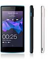 """Blackview Breeze 4.5 """" Android 4,4 3G smarttelefon (Dubbla SIM kort Quad Core 5 MP 1GB + 4 GB Svart / Vit)"""