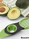 1 piese Cutter pe & Slicer For pentru Fructe Plastic Bucătărie Gadget creativ / Calitate superioară / Multifuncțional