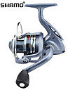 Spinning Reel / Fiskerullar Spinning Reels 5.5:1 6 Kullager HÖGERHÄNT / VÄNSTERHÄNT / utbytbarSjöfiske / Bait Casting / Isfiske /