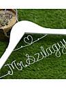 Mireasă Domnișoară de Onoare Cuplu Cadouri Piece / Set Cadou Original Nuntă Felicitări Mulțumesc Aliaj de Aluminiu Culoarea Lemnului
