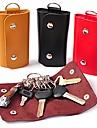 portefeuilles clés en cuir trousseau titulaire sacs clés clés de la bourse cas