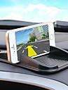 ziqiao voiture tableau de bord tapis de pad collant contre non gadget de glissement téléphone mobile porte-gps produits intérieurs accessoires