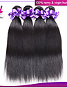billiga 4st malaysiska jungfru hår obearbetat rakt malaysiska hår malaysiska rakt hår