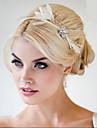 handgjorda bröllops fjäder hår fascinator stycken Fascinators 006