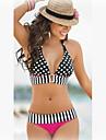 FEMEI - Costum de baie ( Acrilic/Poliester ) Sexy/Plajă/Imprimeu