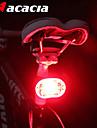 Eclairage de Vélo / bicyclette Lampe Arrière de Vélo Eclairage sécurité vélo / Ecarteur de danger - LED - Cyclisme Transport FacilePile