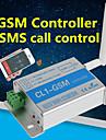fjärrkontroll gsm controller sms samtal gsm reläet på strömbrytare dörr grind öppnare