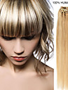 7pcs 20inch / set 70g clip-in cheveux remy extensions de cheveux humains 27 couleurs pour la beauté des femmes