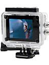 SDV-505 Actionkamera / Sportkamera 12MP 1920 x 1080 WIFI / Vattentät / Panorama / Bred vinkel / Allt-i-ett 2 CMOS 32 GB H.264 30 M