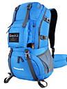 45 L Backpacker-ryggsäckar Camping / Klättring Utomhus / Leisure Sports Vattentät / Regnsäker / Bärbar / MultifunktionellGrå / Blå /