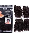 Tissages de cheveux humains Cheveux Brésiliens Très Frisé tissages de cheveux