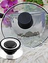 Poignée universelle ustensiles pot vis pan couvercle de remplacement couverture ustensile circulaire tenant enfoncé le bouton