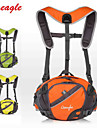 10 L Magväskor / Backpacker-ryggsäckar / Cykling Ryggsäck / Travel Organizer Camping / Klättring / Resa / Cykling Utomhus / Leisure Sports