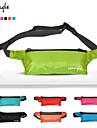 Magväskor Backpacker-ryggsäckar Cykling Ryggsäck Cykel Transport & Förvaring Mobilväska Bältesväska förCamping Fiske Klättring Fitness