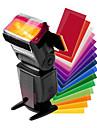 Flash top universal filtru 12 culori
