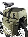 ROSWHEEL® Sac de Vélo 35LSac de Porte-Bagage/Double Sacoche de VéloEtanche / Zip étanche / Résistant à l'humidité / Vestimentaire / 3 en
