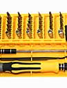 45 i en reparationsöppningsverktygslåda bärbara precision skruvmejslar demontering set
