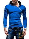 A bărbaților Seturi ActiveWear A bărbaților Casual / Muncă / Formal / Sport / Mărime Mare Manșon Lung Amestec Bumbac Pur