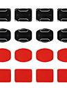 Accessoires pour GoPro,Fixations Adhésives / Adhésif Fixations Adhésives Plates Fixations Adhésives Incurvées Fixation Tout en un, Pour-
