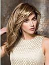 support de haute qualité perruques blondes synthétique extensions perruque de cheveux raides