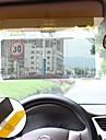 Anti-Glare Goggles Night Vision Sun Visir Universalspegel för bil