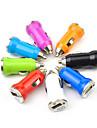 lebosh mini-chargeur de voiture chargeur USB de recharge cigarette balle léger 1a randomcolor