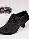 Chaussures de danse ( Noir ) - Personnalisable - Talons personnalisés - Synthetic - Moderne