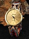 pentru Doamne Ceas La Modă Quartz Material Bandă Boem Multicolor