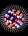 morsen®28w E27 spectru complet a condus cresc lumini LED-uri 28 lampă de lumina hidroponică a plantelor floare