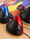 usb haute définition verticale souris ergonomique optique filaire de jeu (2000dpi)