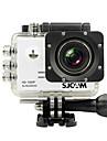 SJCAM SJ5000 Caméra d'action / Caméra sport 12MP / 14MP 4000 x 3000 LCD / Etanches 4X ± 2EV 2 CMOS 32 Go H.264Prise Simple / Retardateur