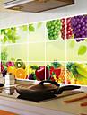 Botanic / Natură moartă / Florale / Peisaj Perete Postituri Autocolante perete plane , Aluminum Foil 45x75x0.1cm