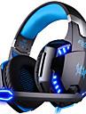 KOTION EACH G2000 Hörlurar (pannband)ForDatorWithmikrofon DJ Volymkontroll Spel Sport Bruskontroll Hi-Fi Övervakning