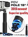 GoPro Tillbehör Telescopic Pole / Monopod / Handgrepp / MonteringFör-Actionkamera,Gopro Hero1 / Gopro Hero 2 / Gopro Hero 3 / Gopro Hero