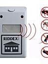riddex plus skadedjur repellerande lätta elektronisk styrning ultraljud maskin djur repeller