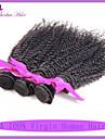 cheveu humain vierge péruvienne cheveux bouclés bon prix non transformés cheveux péruvien 3 ensembles bouclés crépus