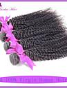 klass 7a peruanska jungfru hårväv peruanska lockigt jungfru hår remy människohår buntar peruanska djupt lockigt