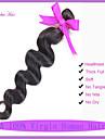peruanska jungfru hår förkroppsligar vinkar högsta kvalitet människohår bunt förlängningar naturligt svart färg
