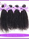 klass 7a varm kvalitet indisk kinky lockigt jungfru hår väva hårförlängning obearbetade hårprodukter