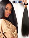 """1 st / lot 12 """"-22"""" 8a peruanska jungfru hår rakt människohår väft 100% obearbetat peruanska remy hår väver"""
