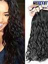 """4 st / lot 12 """"-22"""" 6a malaysiska jungfru hår naturligt våg människohår väft 100% obearbetat malaysiska remy hår väver"""