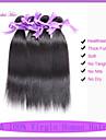 obearbetade 7a indisk jungfru hår silkeslent rakt människohår väver billig mänskliga hårförlängningar hårweften