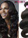 """1 pc / lot 12 """"-30"""" 7a cheveux vierges malaisien vague lâche cheveu humain trames de 100% cheveux remy malaisienne non transformés tisse"""