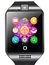 smart q18 de montre avec la caméra de l'écran tactile pour téléphone Android et iOS