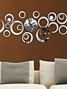 Rond Moderne/Contemporain / Casual / Office/Business Horloge murale,Vacances / Niches / Inspiré / Mariage / Famille / Ecole/Diplôme /