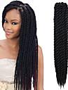 La Havane Tresses Twist Extensions de cheveux Kanekalon Cheveux Tressée
