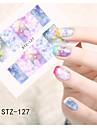 1pcs-Bijoux pour ongles-Doigt / Orteil- enBande dessinée / Fleur / Adorable-6.5*5.5cm