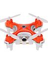 Drönare Cheerson CX-10c 4 Kanaler 6 Axel 2.4G Med kamera Radiostyrd quadcopter 360-Graders Flygning Med kameraRadiostyrd Quadcopter