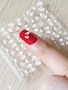 1 Sticker Manucure  Autocollants 3D pour ongles Abstrait Maquillage cosmétique Manucure Design