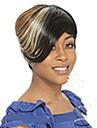 cosplay perruque Noir perruque Perruques pour femmes Droit Perruques de Costume Perruques de Cosplay